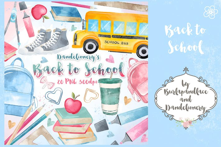 Thumbnail for Back to School design