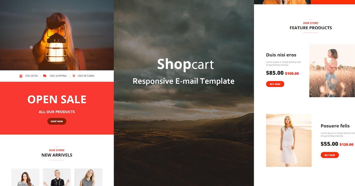 Download Shopcart - 35+ Modules Modules E-mail Templates by williamdavidoff