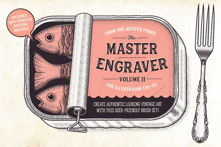 Thumbnail for The Master Engraver - Brushes