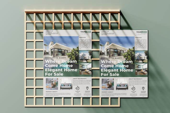 Thumbnail for Home Property Flyer
