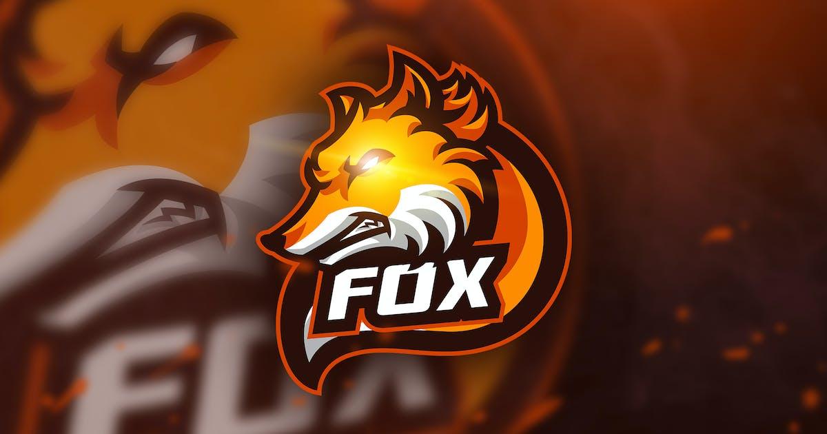 Download Fox - Mascot & Esport Logo by aqrstudio