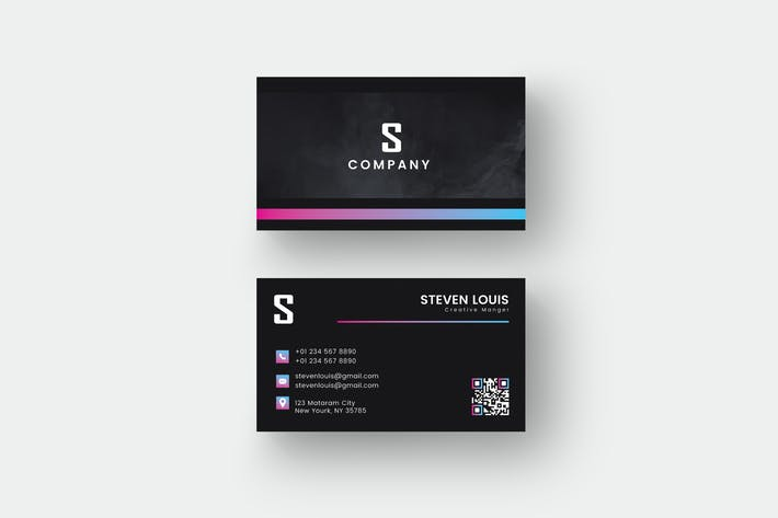 Thumbnail for Bussiness Card Template