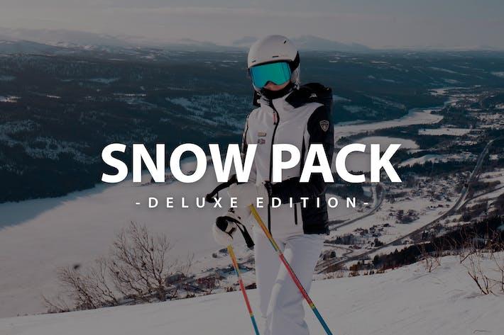 Snow Pack Deluxe Edition   Для мобильных и настольных ПК