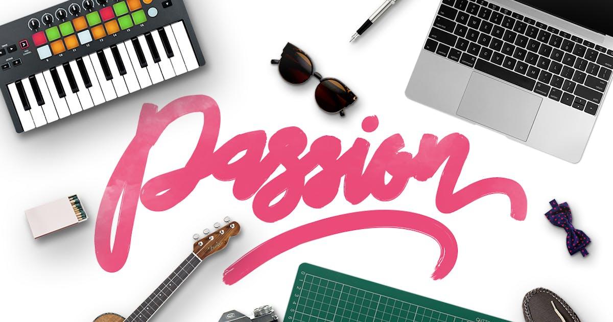 Download Passion Typeface by maulanacreative