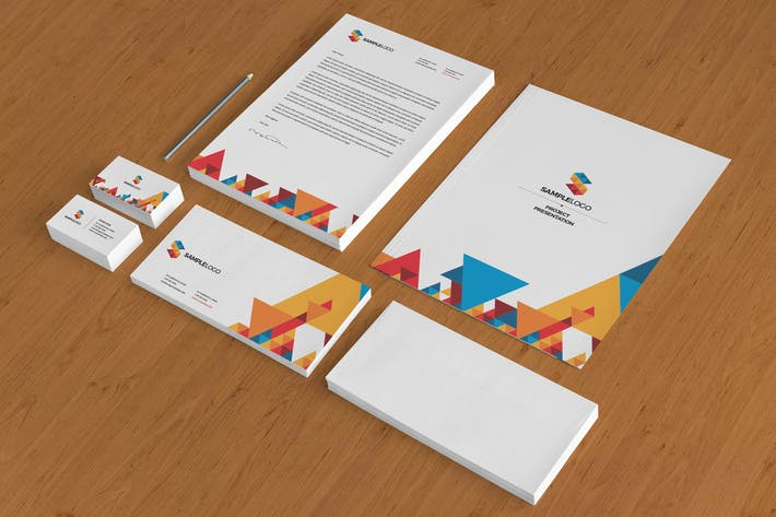 Thumbnail for Modern Stationery Pack