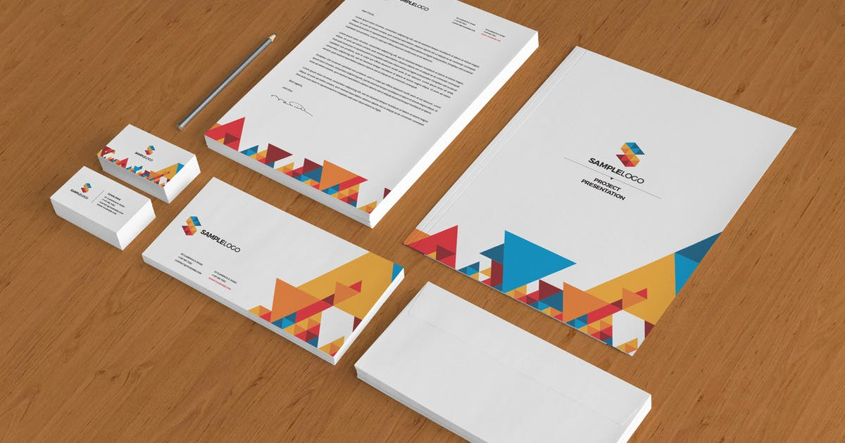 Download Modern Stationery Pack by AbraDesign