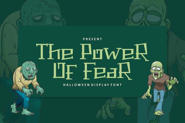Thumbnail for El poder del miedo