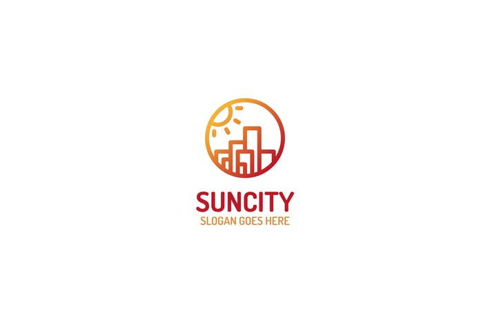 Thumbnail for Sun City Logo