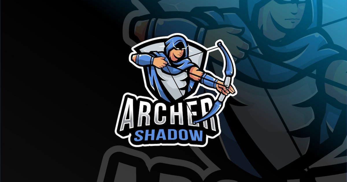 Download Archer Shadow Esport Logo Template by IanMikraz