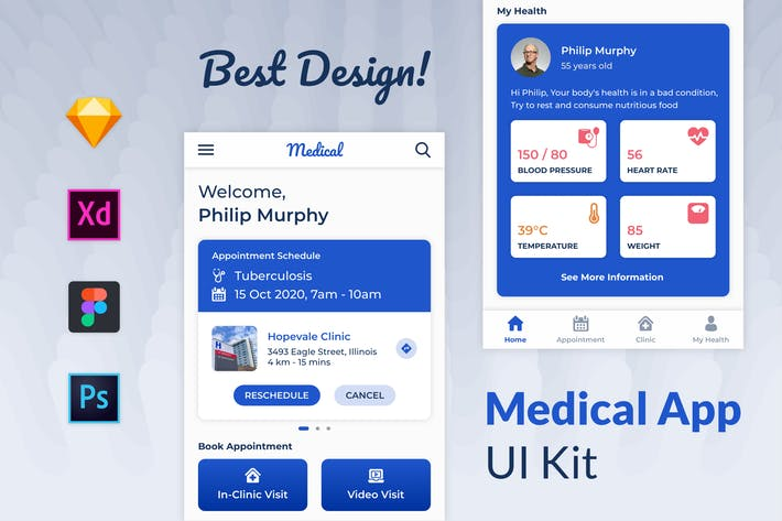 Thumbnail for Nuzie - Medical App