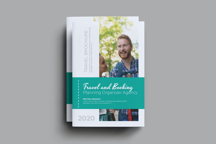 Thumbnail for Travel and Booking Brochure