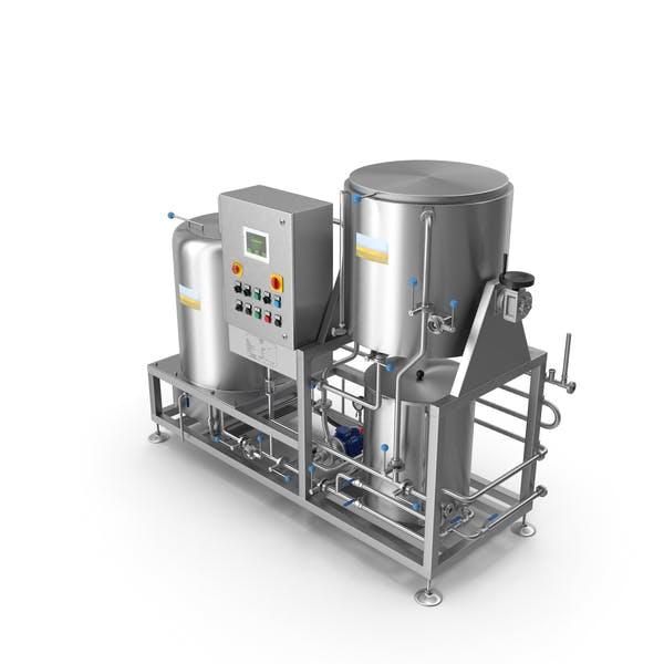 Оборудование для пивной микропивоварни