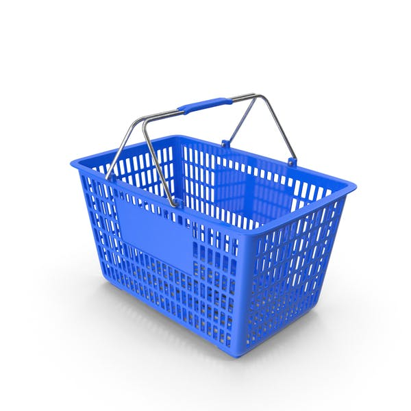 Plastic Shopping Crate