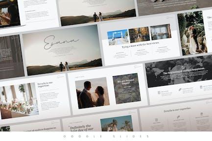 Esana - Elegant Google Slides
