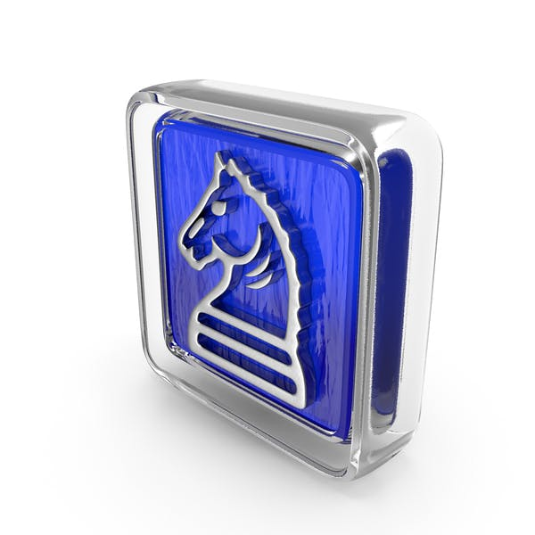 Knight Icon Glass