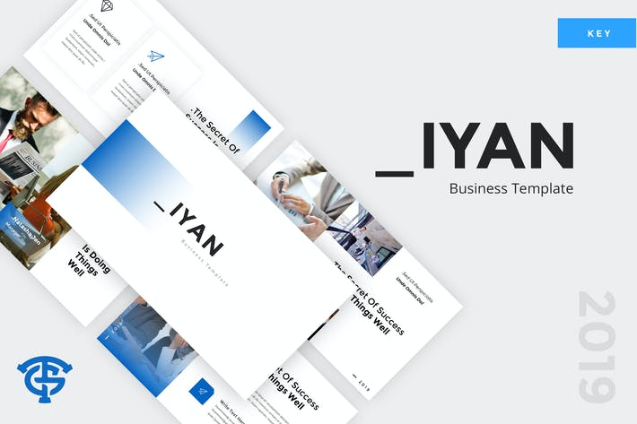 Thumbnail for Iyan Business - Keynote