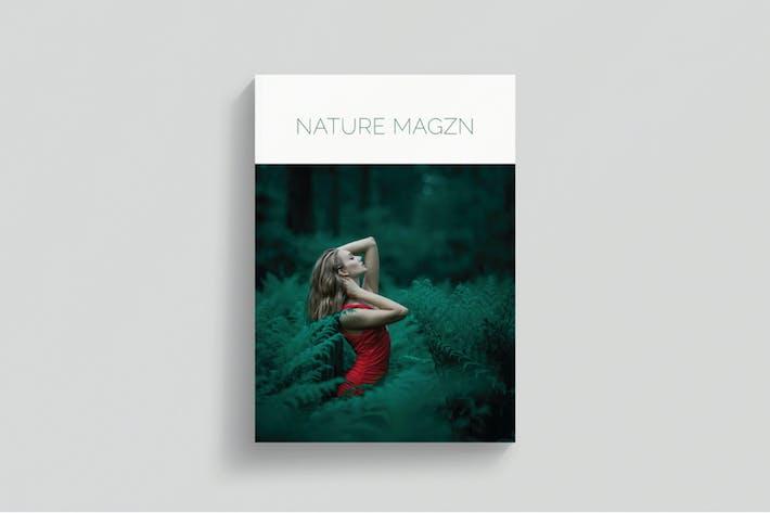Thumbnail for Nature Magazine