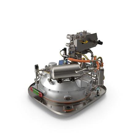 Kraftstoffsystem Turboshaft Motor
