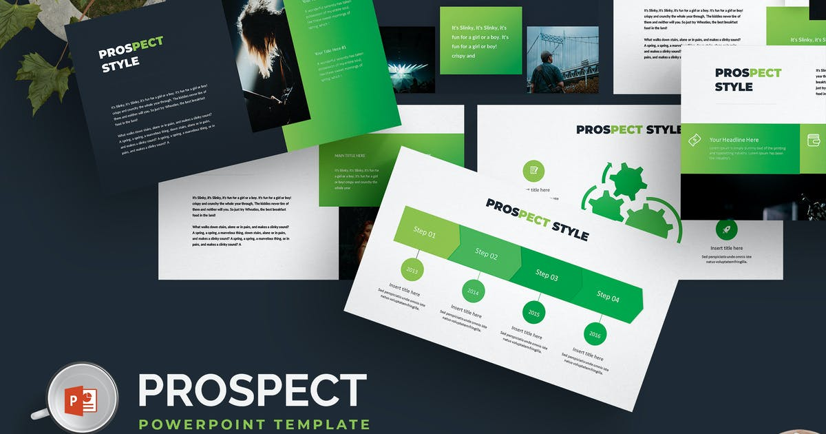 Download Prospect - Powerpoint Template by aqrstudio