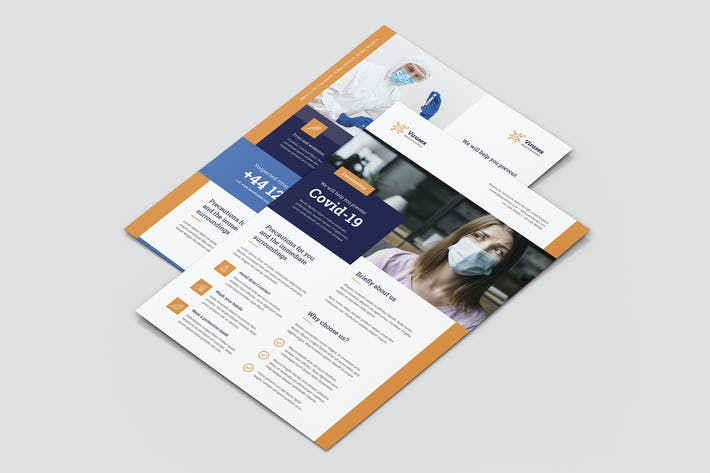 Thumbnail for Flyer – Medical Business