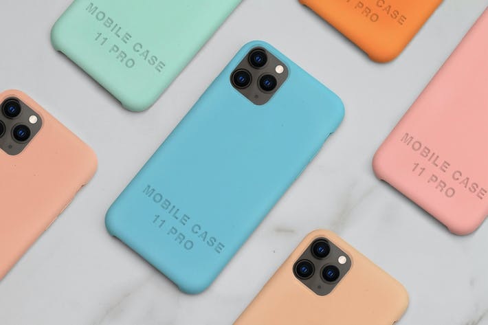 Cover Image For Phone Pro Case Mockup
