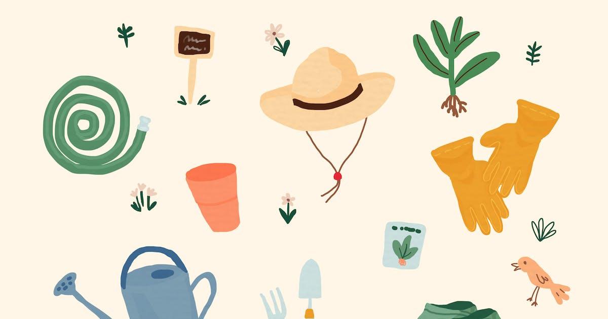 Download Gardening Doodles by Jumsoft