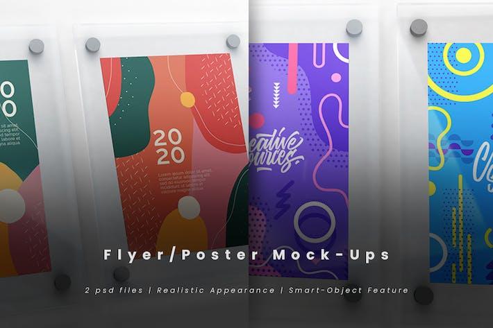 Thumbnail for Flyer/Poster Mock-Ups