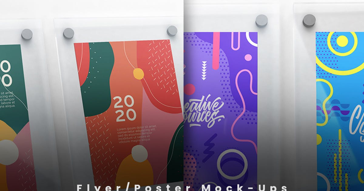 Download Flyer/Poster Mock-Ups by thirtypath