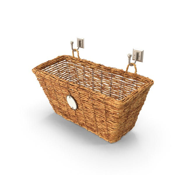 Cesta de almacenamiento para decoración de baño