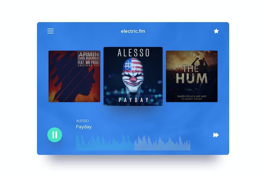 FM Music Player
