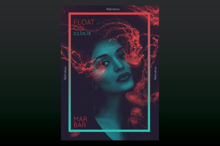 Thumbnail for Float On Flyer Poster