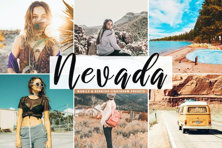 Thumbnail for Presets de iluminación para móviles y de escritorio de Nevada