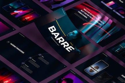 Barre Keynote