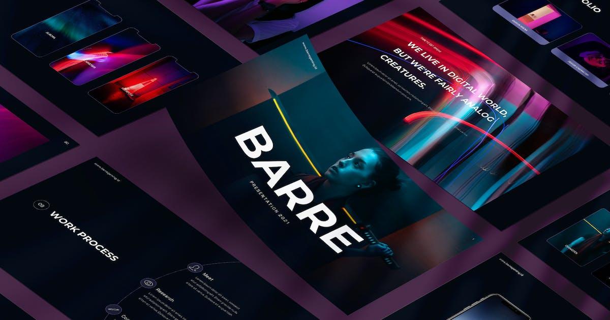 Download Barre Keynote by visuelcolonie