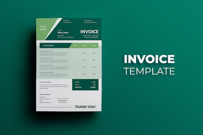 Alexa Invoice