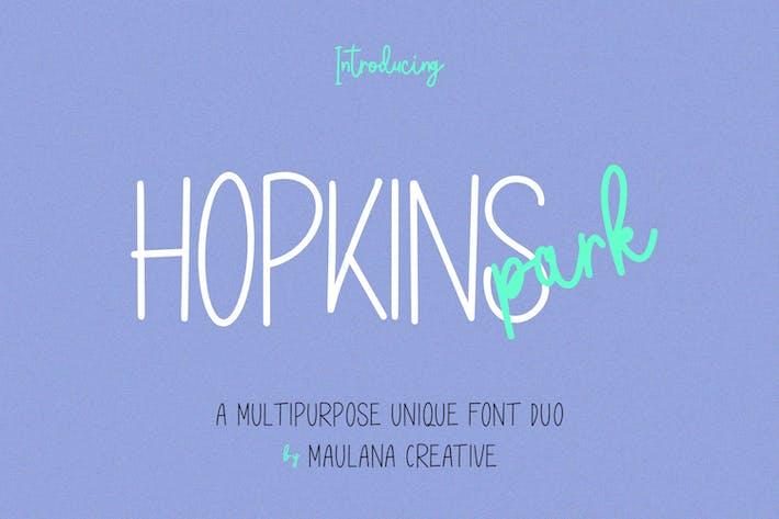 Thumbnail for Hopkins Park - Fuente multiusos