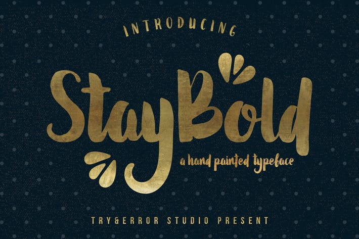 Thumbnail for Fuente Stay Bold