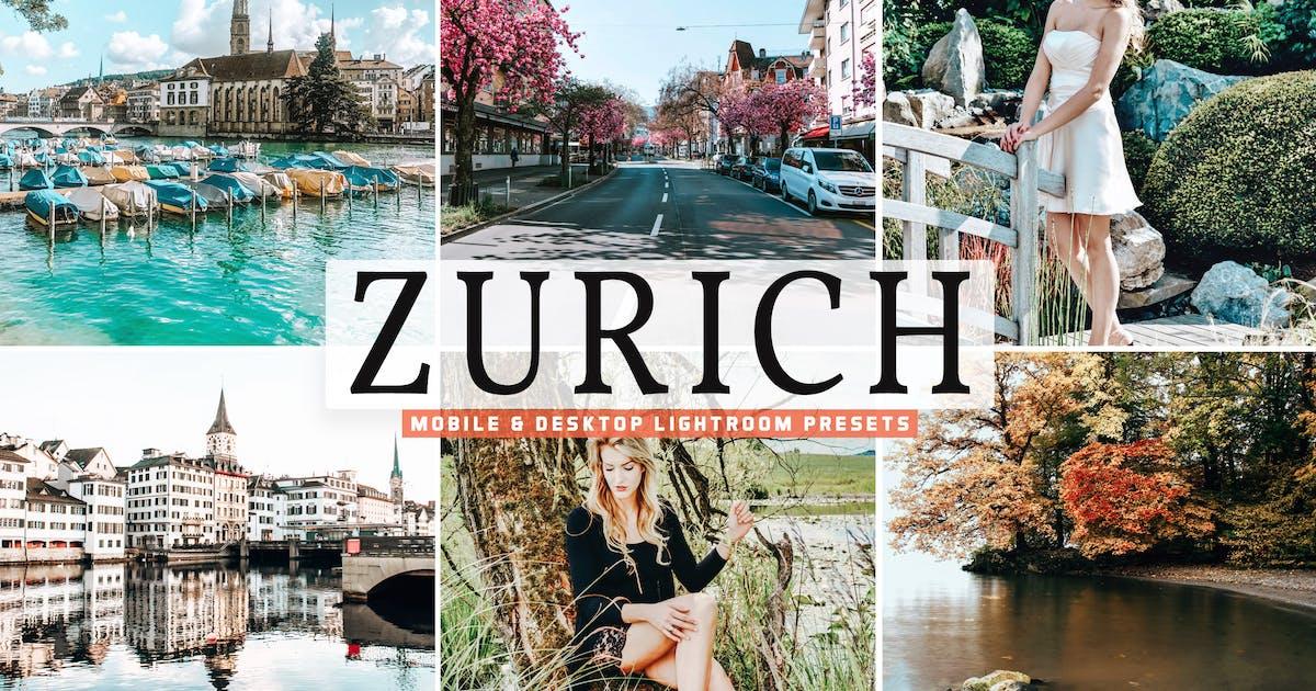 Download Zurich Mobile & Desktop Lightroom Presets by creativetacos