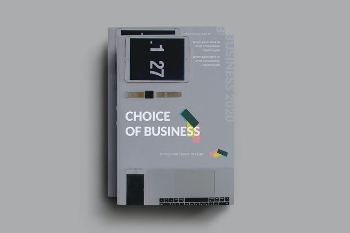 Thumbnail for Choice Of Business Brochure