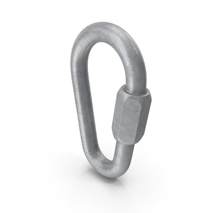 Stainless Steel Pear Quick Link