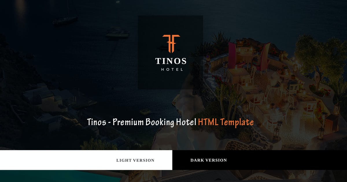 Download Tinos - Premium Booking Hotel HTML Template by websroad
