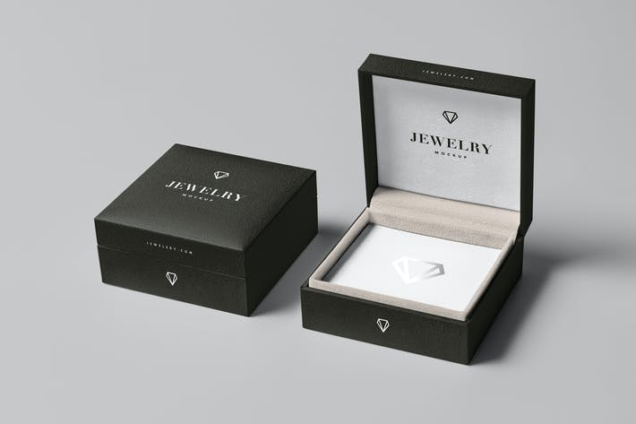 Thumbnail for Jewelery Mock-up