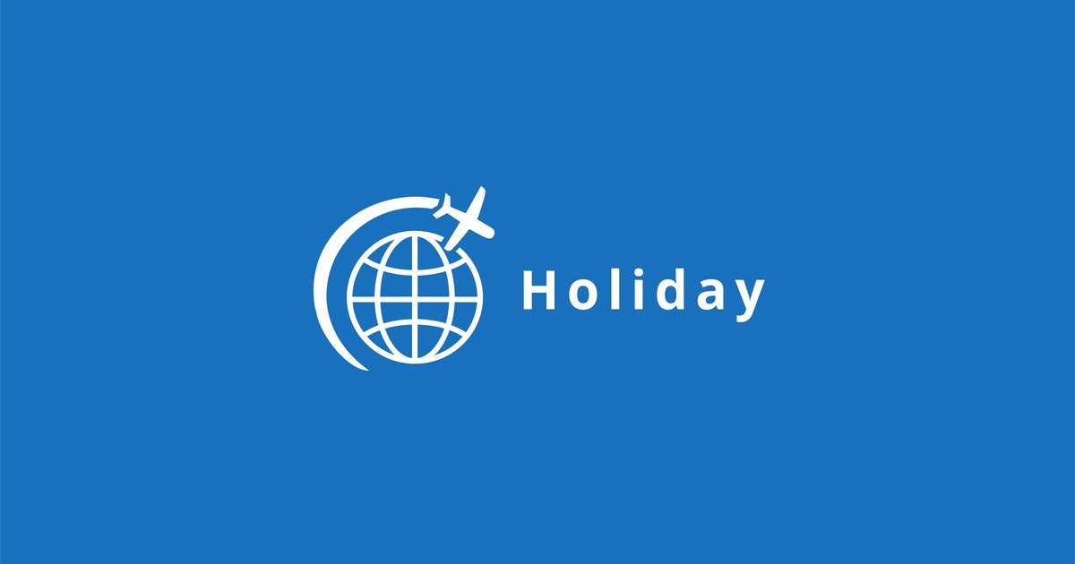 Download Holiday - Logo Template for Travel by ThemeWisdom