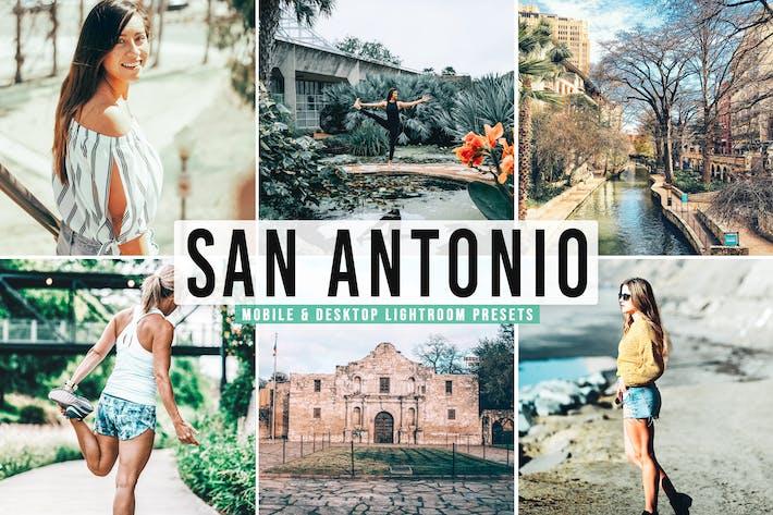 Thumbnail for San Antonio Mobile & Desktop Lightroom Presets