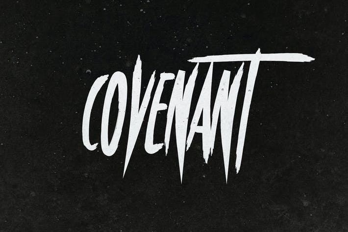 Cover Image For Covenant