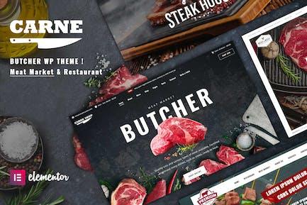 Butcher & Meat Restaurant