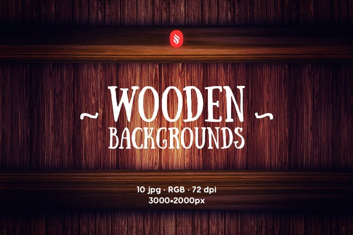 Thumbnail for Wooden Backgrounds
