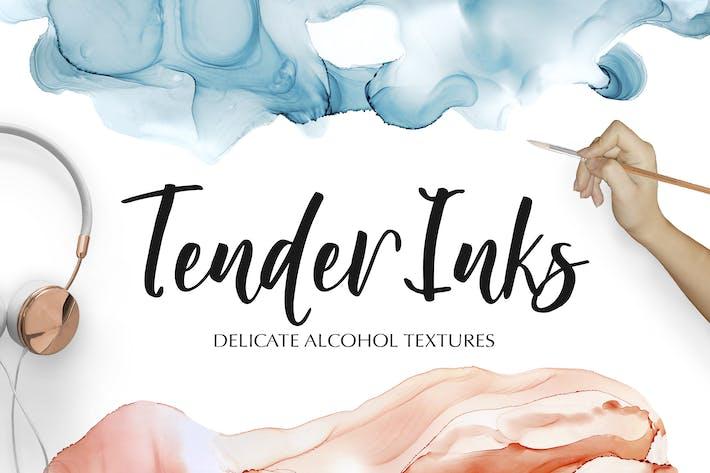Thumbnail for Texturas de tinta tierna