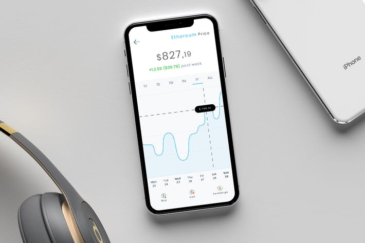 Thumbnail for Buy Coin Mobile Ui - B