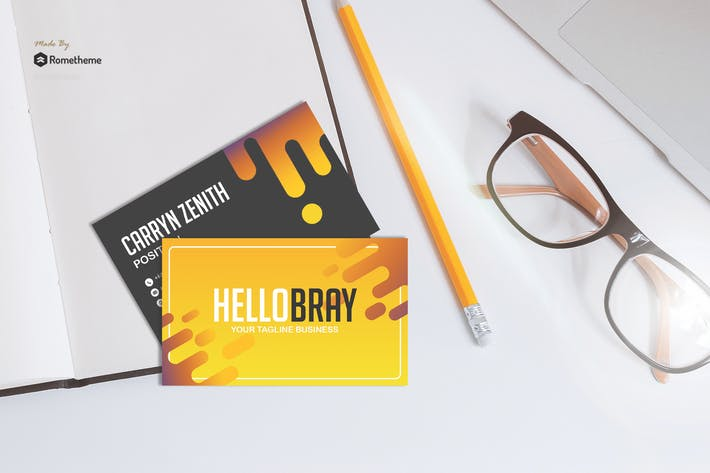 Thumbnail for Business Card vol. 14